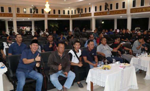 IWO PWI Bersinergi Untuk Kabupaten Muara Enim