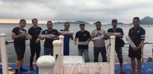 Bea Cukai Palembang Gagalkan Penyelundupan Baby Lobster