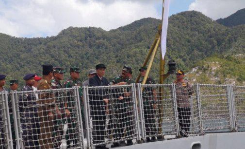 Presiden ke Natuna, Jadi Sinyal Kuat Untuk Tiongkok