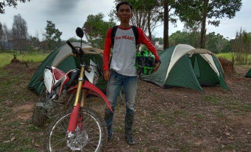 Bikers Adventure Camp Jadi Ajang Keakraban Anggota Komunitas Honda
