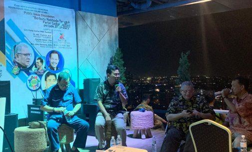 FORDES Adakan Public Isue Discussion Soal Golkar