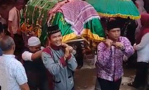 Civitas Akademika STI Tar Muara Enim Berduka, Ketua YPAIA Berpulang ke Rahmatullah