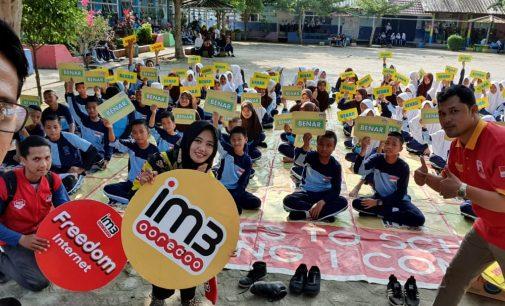 Respon Covid-19, Indosat Ooredoo Gratiskan Kuota 30 GB