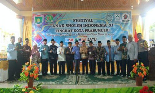 Staf Ahli Walikota Buka FASI ke-XI Kota Prabumulih