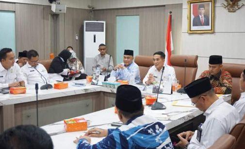 Rapat Pemantapan, Prabumulih Siap Selenggarakan MTQ XXIX Tingkat Provinsi Sumsel