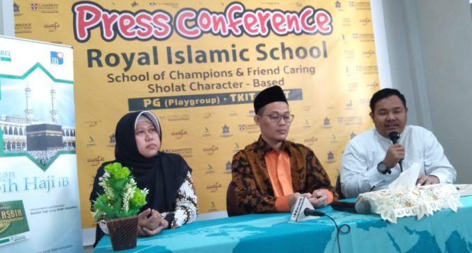 Royal Islamic School Palembang Promosi Sekolah Melalui Lomba