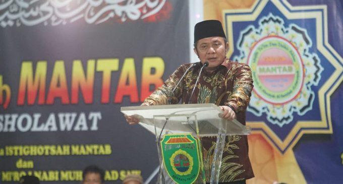 HD Dorong Siswa Islamic Centre OI Mampu Bersaing