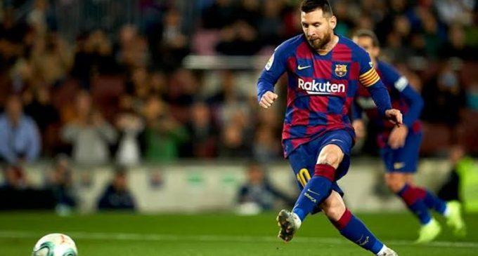 Messi Tepis Rumor Akan Hengkang Ke Inter Milan