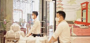 Sambut Lebaran, The Zuri Hotel Palembang Hadirkan Konsep Deliveri dan 8 Menu