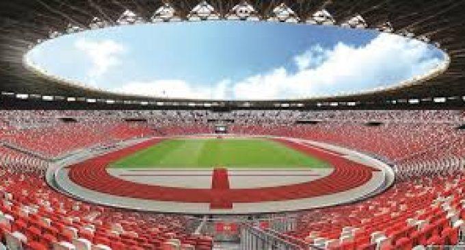 SUGBK Masuk Daftar Stadion Terbaik di Asia