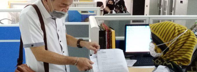 SMSI Sumsel Surati Gubernur Siap Bantu Sosialisasi Penanganan Covid-19