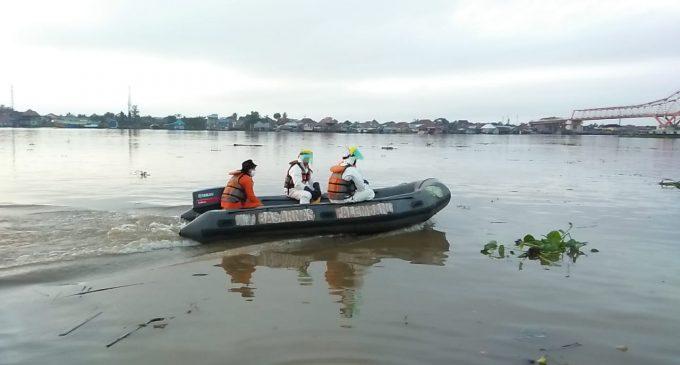Basarnas Sumsel Turun Cari Bocah Tenggelam di Sungai Musi
