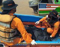 Mayat ABK MT Altair Ditemukan Terapung Dipinggiran Sungai