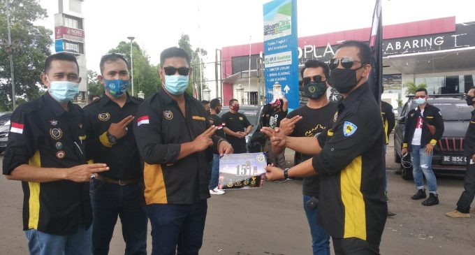 Black Car Indonesia Gelar Acara Kopdar Gabungan South Sumatera II