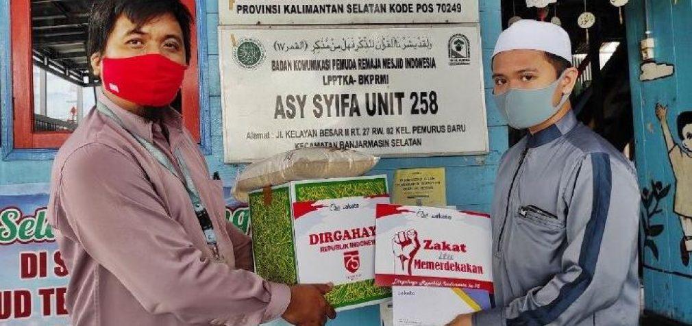 Berbagi Kuatkan Negeri Menuju Indonesia Maju