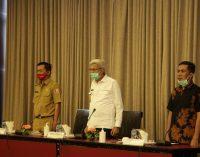 Wagub Mawardi Yahya Buka Rapat Pembahasan Kelengkapan Dokumen Usulan KEK TAA