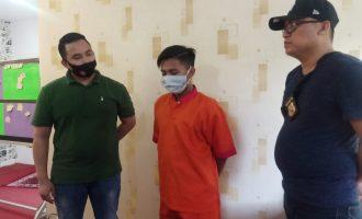 Youtuber Prank Daging Kurban Sampah, Hadi Jaya Karim Diringkus Polisi