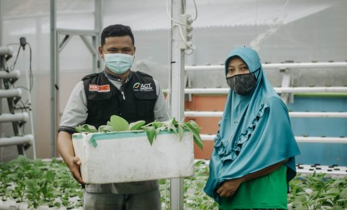 Beralih ke Online, Upaya Perda Pertahankan Usaha dimasa Pandemi