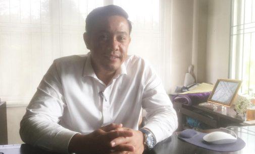 Camat Alang-alang Lebar Ajak Masyarakat Tingkatkan Disiplin Dalam Penerapan Protokol Kesehatan