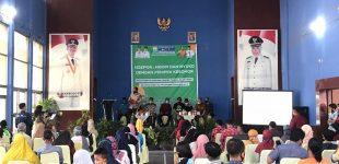 #MelajuBersamaGojek, Pebisnis UMKM Pempek di Palembang Kini Go Digital
