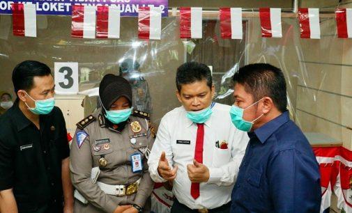 Wong Sumsel Ramai – Ramai Manfaatkan Kebijakan Pemutihan Pajak Ranmor