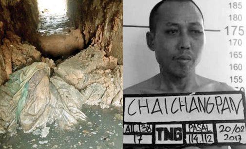 Terpidana Mati Asal Tiongkok Cai Changpan Ditemukan Tewas Gantung Diri