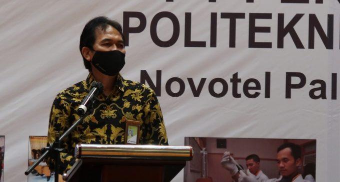 8 Putra Daerah Ring 1 Pertamina EP Terima Beasiswa Full Bright di Politeknik Akamigas Palembang