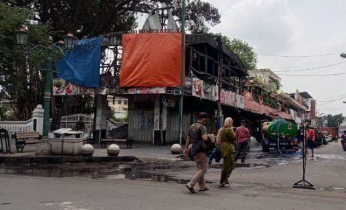 Pasca Demo Rusuh di Kawasan Malioboro, Pedagang Pilih Tutup Sementara