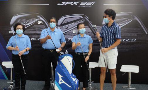 Mizuno Perkenalkan Seri Iron JPX921 Terbaru