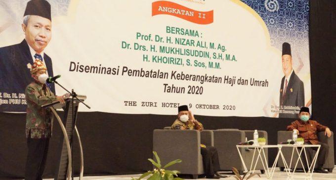 Ini Opsi Pemberangkatan Jamaah Haji Tahun 2021 Yang Dikeluarkan Kemenag