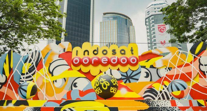 """53 Tahun Indosat Ooredoo """"Rising Up Indonesia"""" Semangat untuk Bangkit Bersama Melewati Pandemi"""