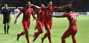 Piala Dunia Ditunda, TC Tetap Berlanjut
