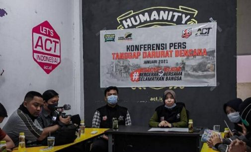 Kapal Kemanusiaan ACT Sumsel Siap Berangkatkan 1.000 Ton LogistikBantuan Gempa Sulbar