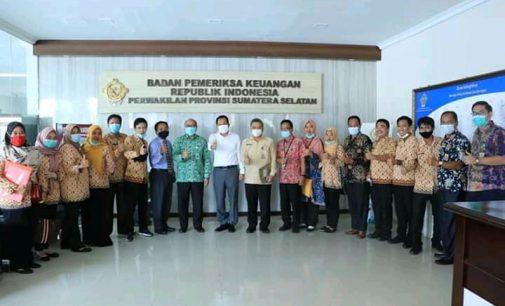 Kota Prabumulih Tercepat Pertama di Indonesia Serahkan Laporan Keuangan ke BPK