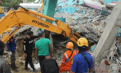 34 Korban Meninggal Dunia Akibat Gempa Sulawesi Barat