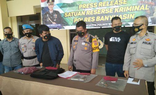 DPO Penganiayaan Ketua IWO Banyuasin Tewas Ditembak