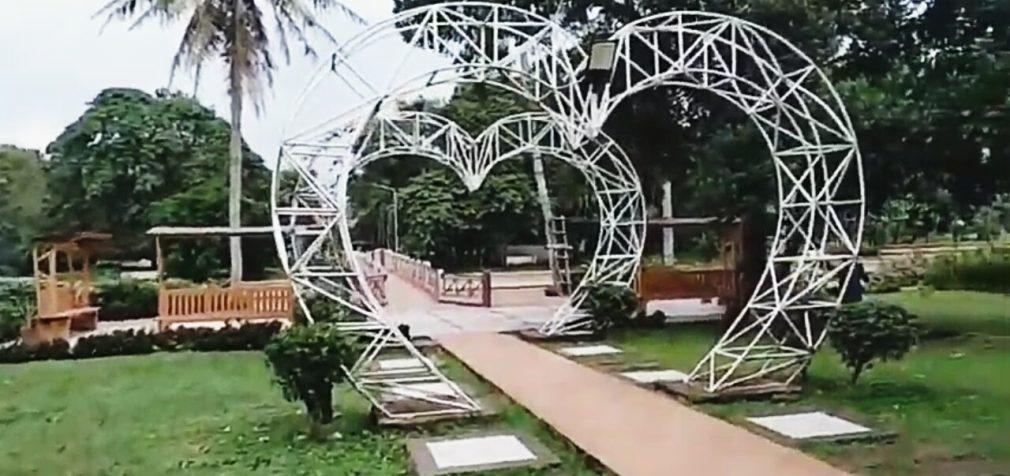 Taman Purbakala Kerajaan Sriwijaya Kini Semakin Elok dan Menawan