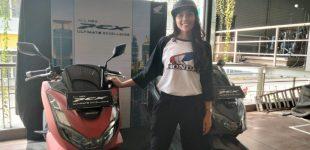 Dalam Satu Pekan, 250 Unit All New Honda PCX 160 Telah Terjual