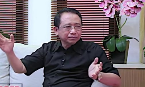 Marzuki Alie Siap Gantikan AHY Jadi Ketum Partai Demokrat