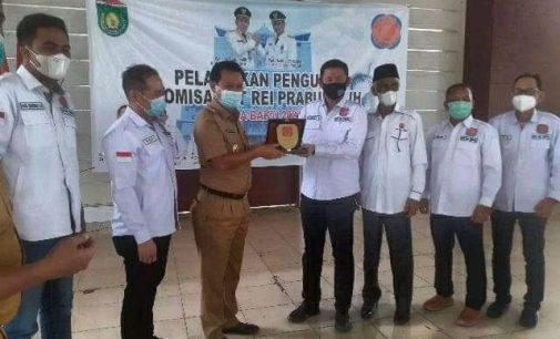 Pengurus Komisariat REI Prabumulih Resmi Dilantik