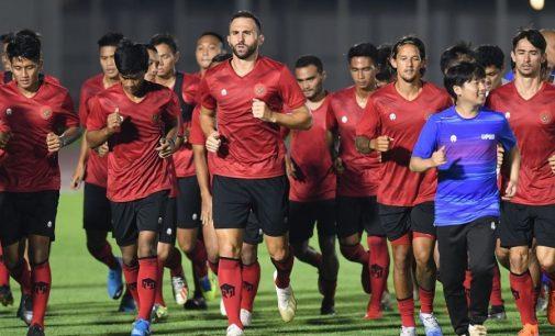 Timnas Mainkan Laga Sisa Kualifikasi PD 2022 di Uni Emirat Arab