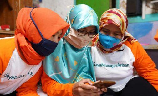 Mapan, Anak Usaha Gojek, Ajak Masyarakat Palembang Dapatkan Penghasilan Lewat Arisan Barang