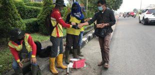 FSPSS Kota Palembang Gelar Kegiatan Bagi-bagi Takjil