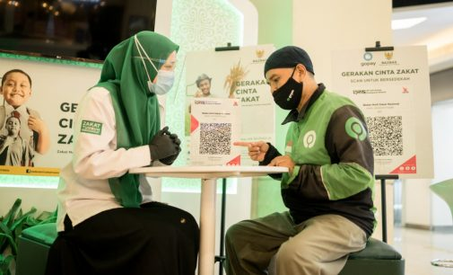 BAZNAS – GoPay Kolaborasi Sukseskan Gerakan Cinta Zakat