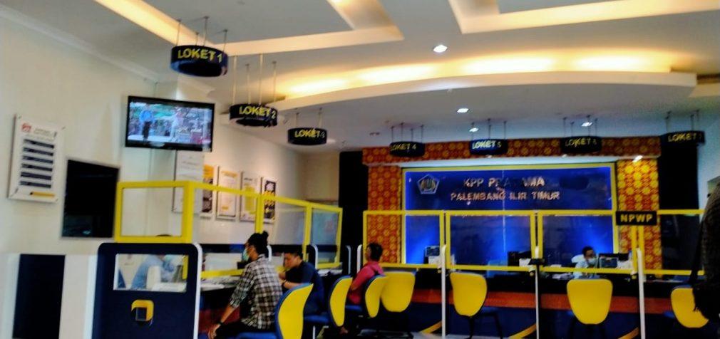 Pelayanan Pajak di KPP Palembang Mengecewakan WP