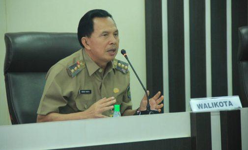 Keputusan Pembentukan TP2DD Kota Prabumulih Resmi Diteken