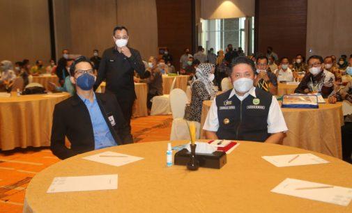 Gubernur Buka Workshop Kepatuhan Komponen Standar Pelayanan Publik