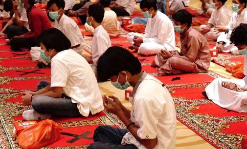 Berbagi Berkah Ramadhan, Yayasan Agung Podomoro Land Santuni 2.000 Anak Binaan