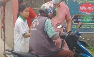 Bentuk Toleransi Beragama, WinRo Bagikan 300 Paket Takjil Buka Puasa
