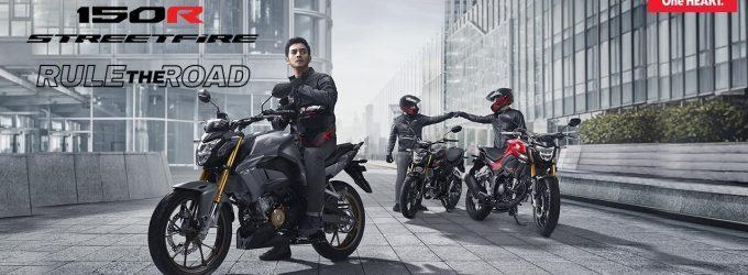 All New Honda CB150R Streetfire Siap Tampil Gagah di Sumatera Selatan